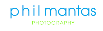 Phil Mantas Photography Blog logo